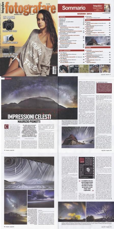 Intervista Fotografare Italia