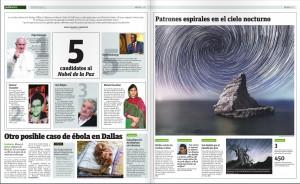 Pubblicazione Pubblimetro Messico-Colombia-Venezuela