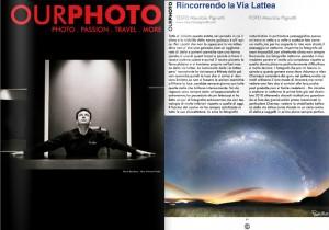 Pubblicazione Ourphoto Italia