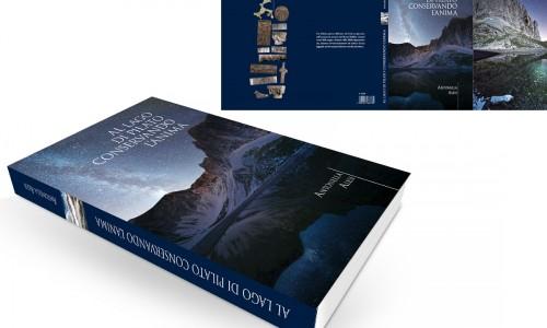 Copertina e Retro Libro della Giornalista Antonella Alesi