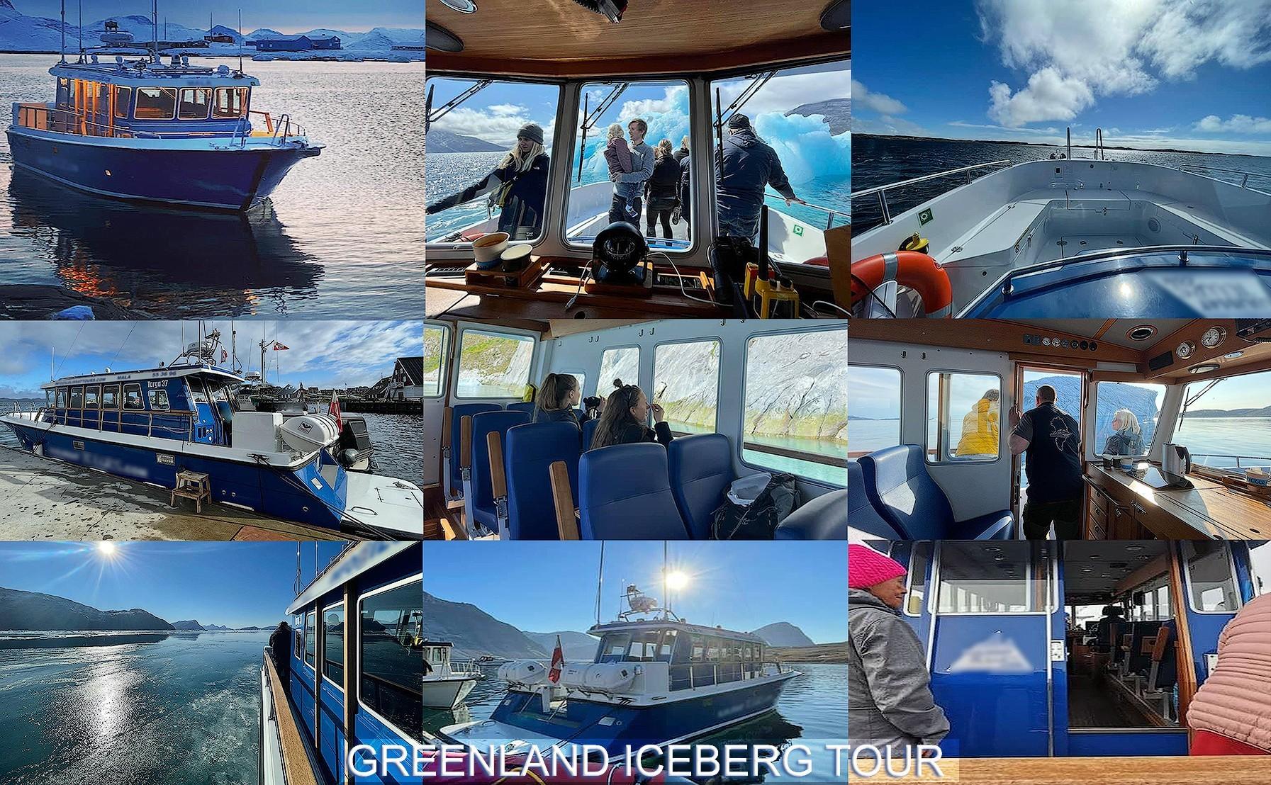 GREENLAND ICEBERG TOUR